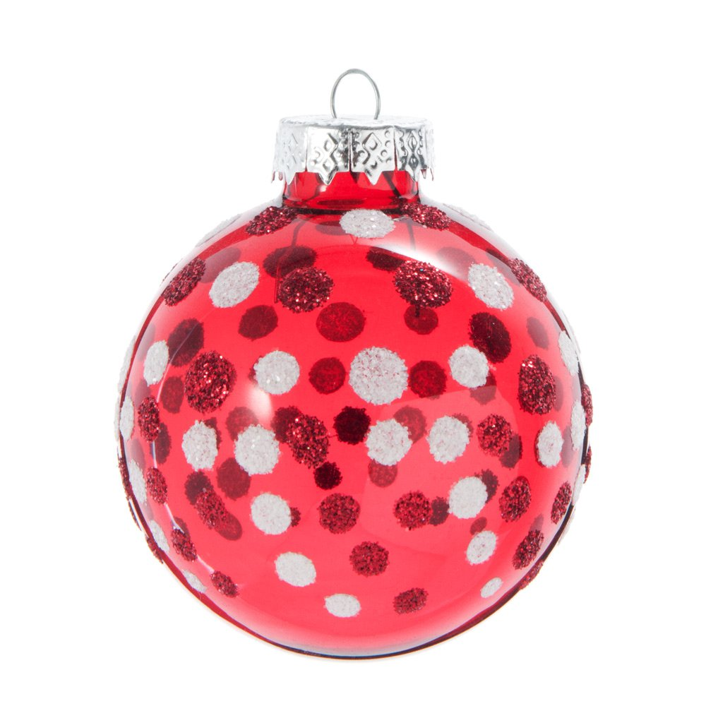 Un no l en rouge et blanc lovely pastel - Boule de noel fait maison ...