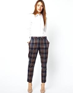 pantalon à carreaux asos 67, 39